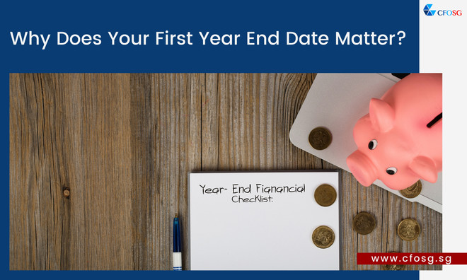 Why Does Your First Year End Date Matter?