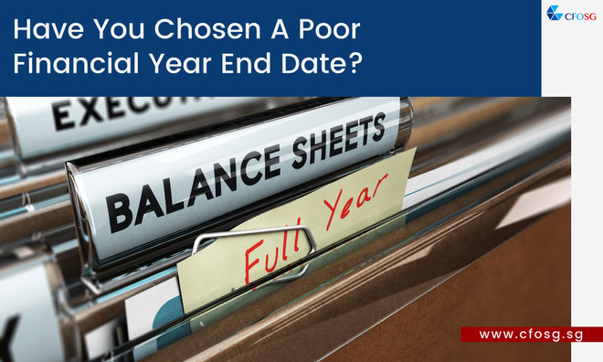Have You Chosen A Poor Financial Year End Date?
