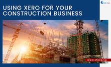 Using Xero For Your Construction Business