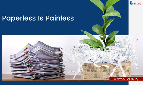 Paperless Is Painless