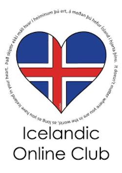 icelandic online club logo