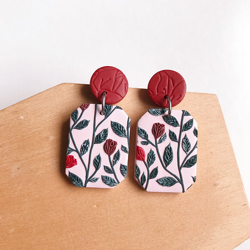 Mixed Restock Polymer Clay Earrings Stainless Steel (14)