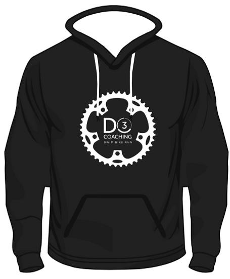Chainring hoodie - black