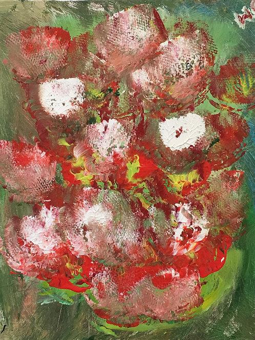 Bouquet de Pastels