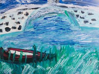 Le Pont et la Barque