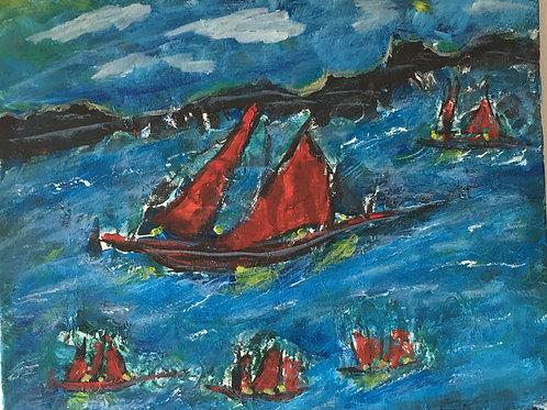 Série Baie d'Halong - No.2