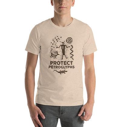 Protect Petroglyphs t. shirt
