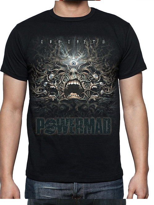 POWERMAD INFINITE T. SHIRT-MEN'S