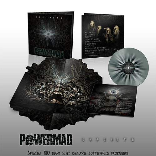 Powermad Collector's Edition 180g Vinyl