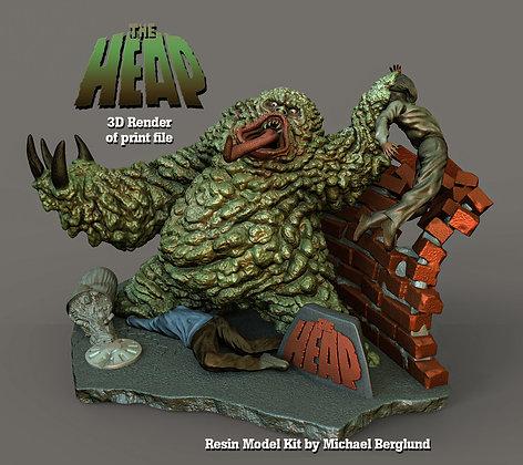 THE HEAP-Resin Model Kit