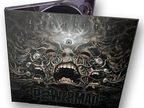 POWERMAD INFINITE DIgipak CD