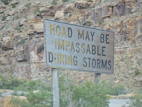 Impassable Road?