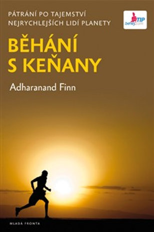 Behání s keňany, Finn Adharanand