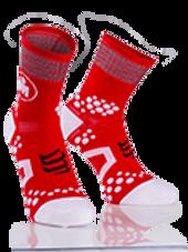 Compressport ponožky Ironman