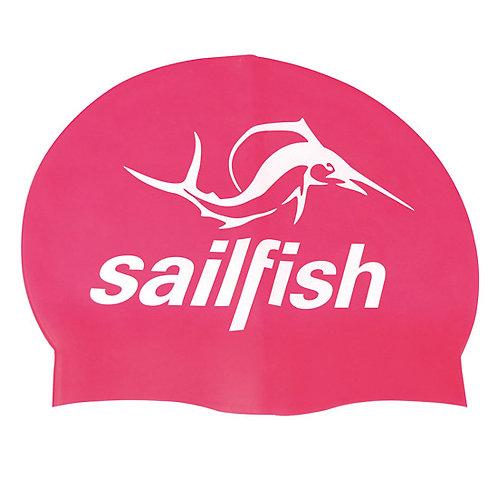 sailfish Silicone Cap - silkonová plavecká čepičk