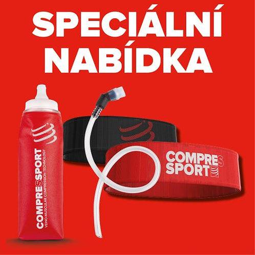 Compressport pás + softflask 600ml
