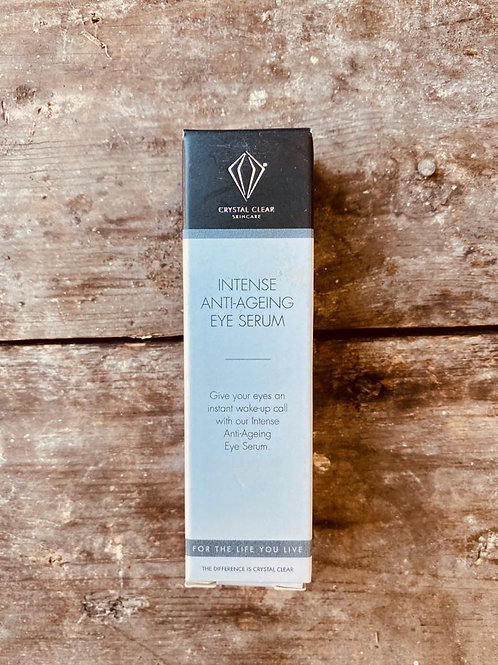 CRYSTAL CLEAR - INTENSE ANTI-AGEING EYE SERUM ALL ABOUT THE EYES