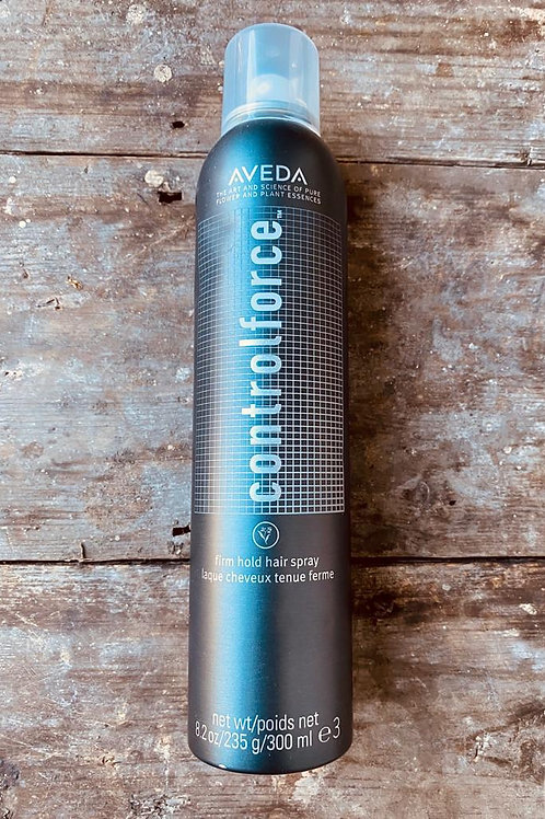 AVEDA -control force™ firm hold hair spray