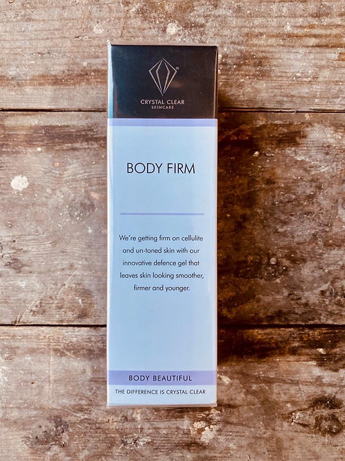 CRYSTAL CLEAR - BODY FIRM COMPLEX BODY BEAUTIFUL