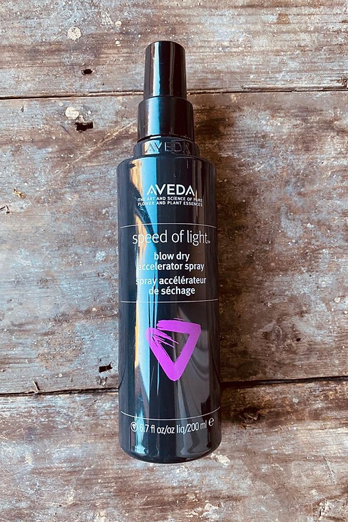 AVEDA - speed of light™ blow dry accelerator spray