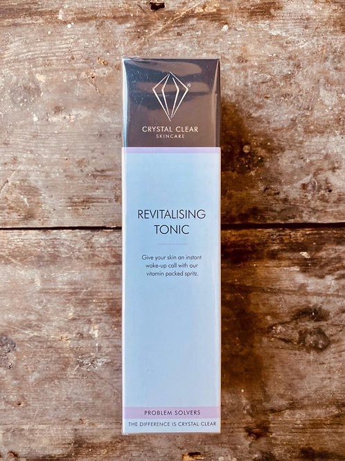CRYSTAL CLEAR - REVITALISING TONIC
