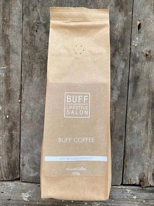 FRESH GROUND BUFF COFFEE 250GM