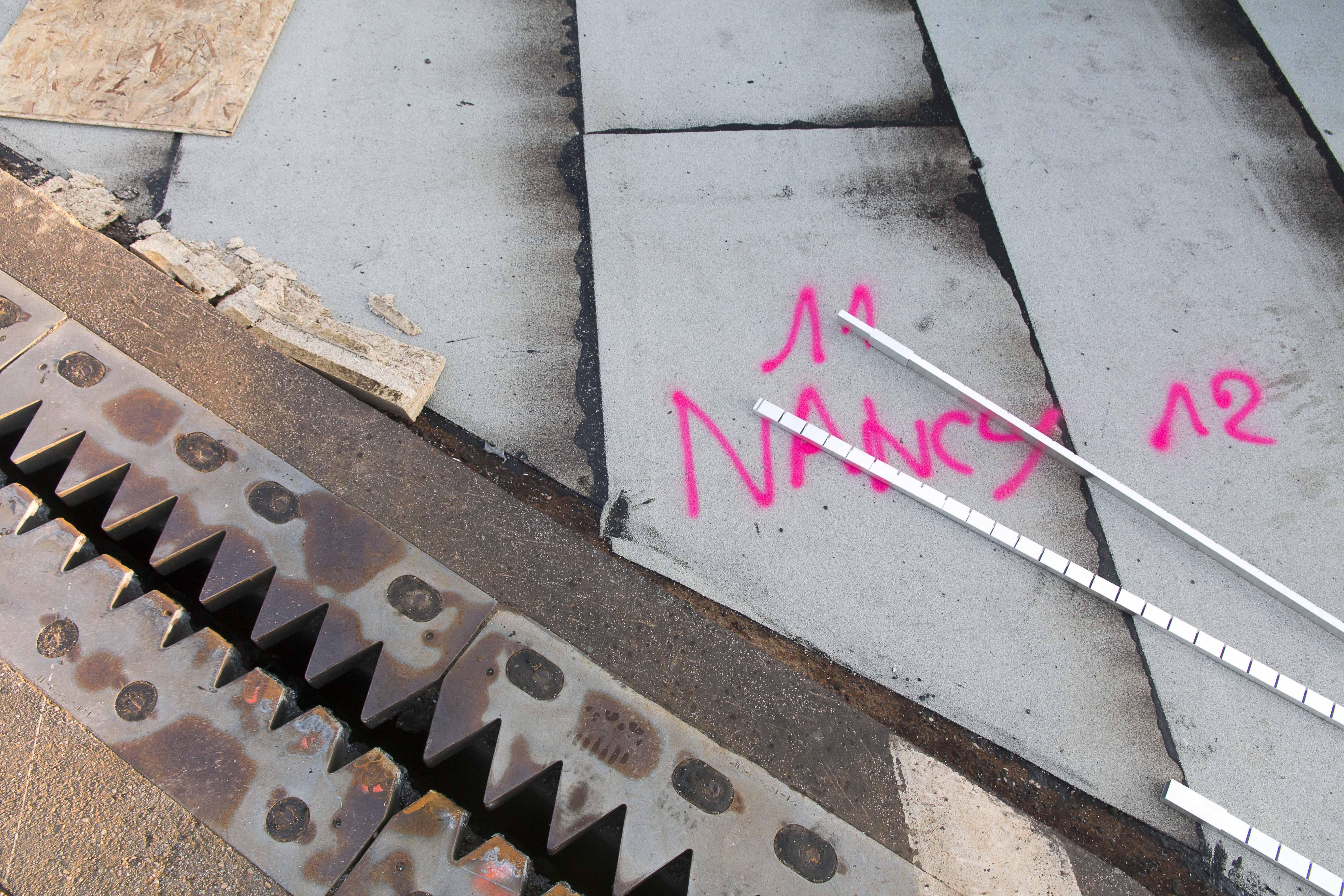 Photographe chantier Nancy