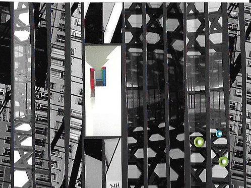 Collage argentique /numérique #4