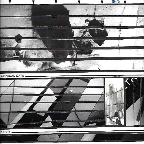 Collage argentique et numérique