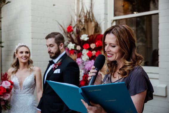 Guildhall Fremantle wedding