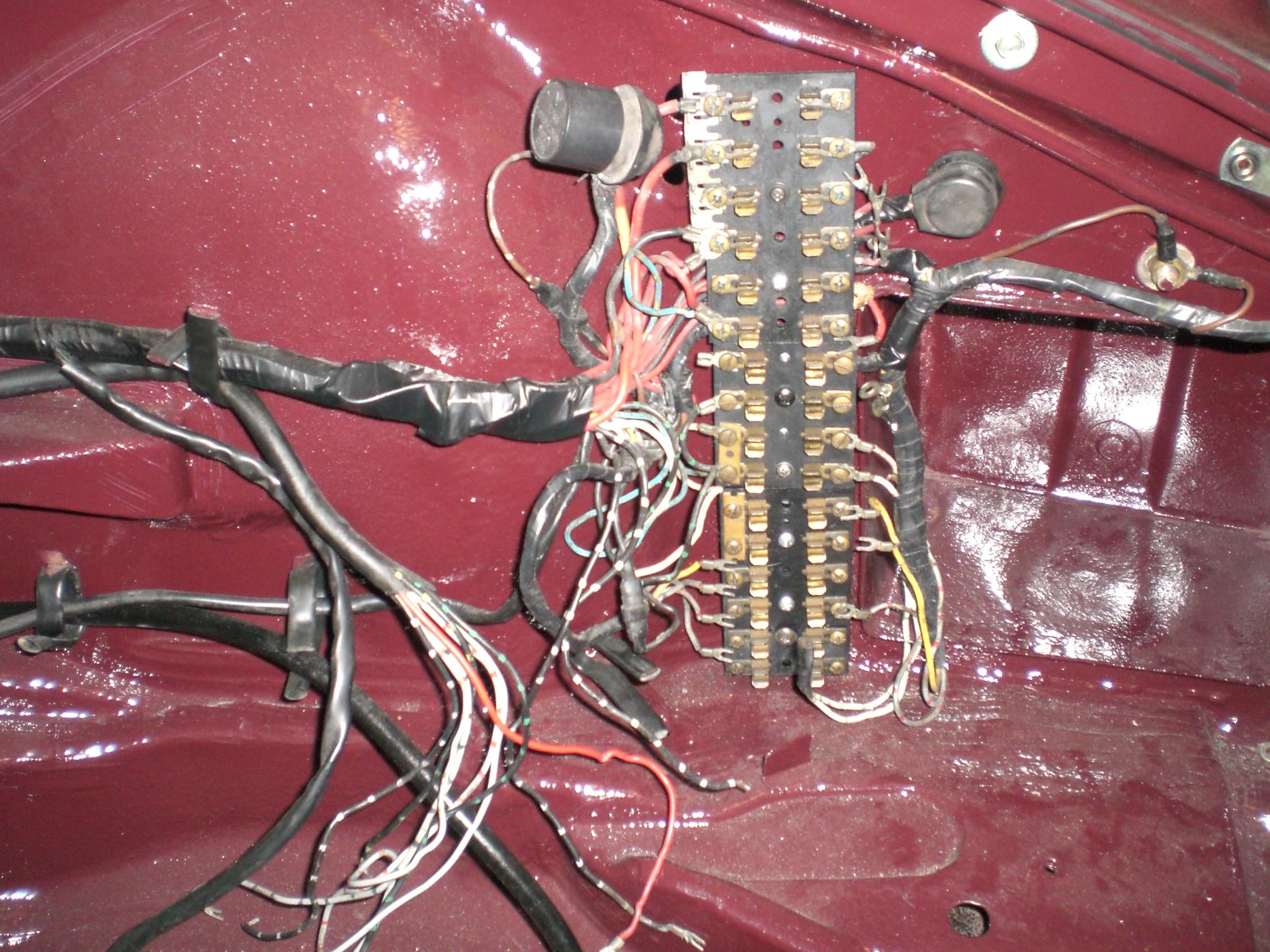 Fahrzeugkabelbaum 911 69´
