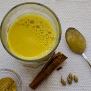 Golden milk: hét winterdrankje uit de Ayurveda
