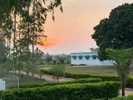 Wat 26 dagen in een ashram met je doet