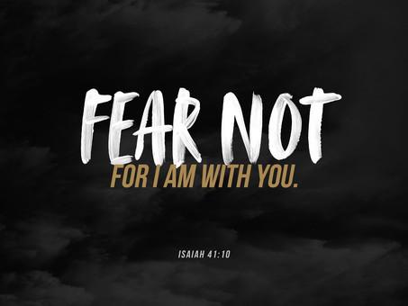 "Tih Hlah ""Fear Not''"