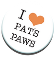 I love Pat's Paws