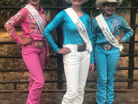"""COMMUNITY - """"Bear River City Rodeo Queens crowned"""""""