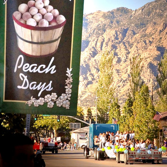 """COMMUNITY - """"Peach Days: The tradition continues"""""""