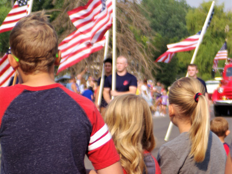 COMMUNITY - Bear River celebrates Pioneer Day in style