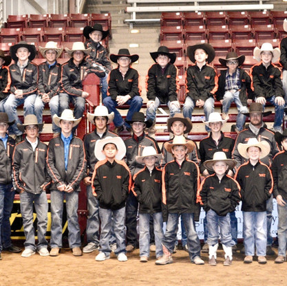 """SPORTS - """"Tremonton to host miniature bull riding finals"""""""