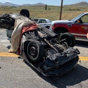 """NEWS - """"SR-30 crash proves fatal"""""""