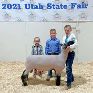 """FEATURE - """"Family time at the Utah State Fair"""""""
