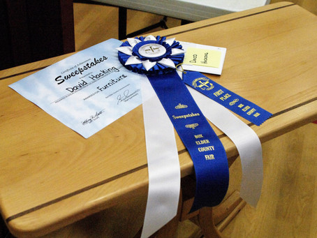 """BOX ELDER COUNTY FAIR - """"Home Arts brings out the Sweepstakes winners in the county"""""""