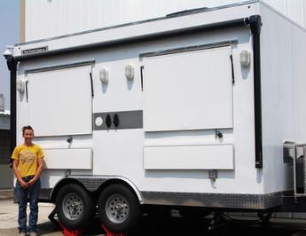 "BOX ELDER COUNTY FAIR - ""New trailer offers easy ticket purchasing"""