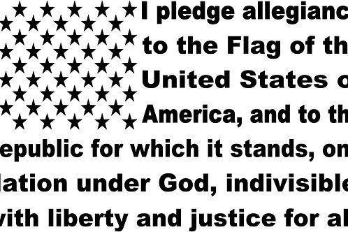 Lower Case Flag
