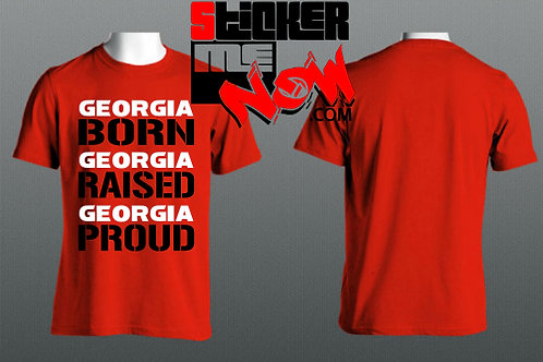 GEORGIA With Words Born & Raised