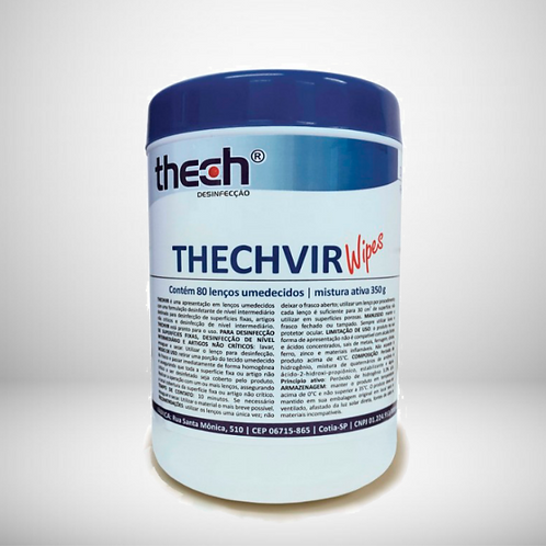 Techvir Wipes (lenços)
