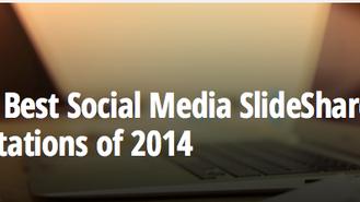 10 Best Slideshare Presentations of 2014