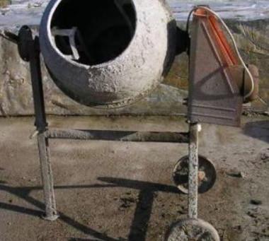 Een betonmolen gaf zin aan mijn leven