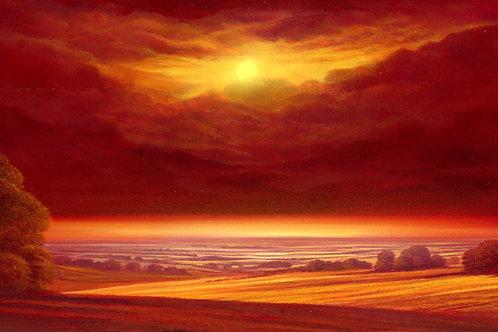 Ruby Sunset