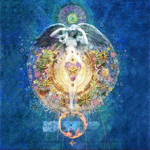 Heaven & Earth Blue
